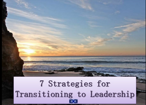 Transitioning to Leadership
