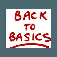 back to basics when leading